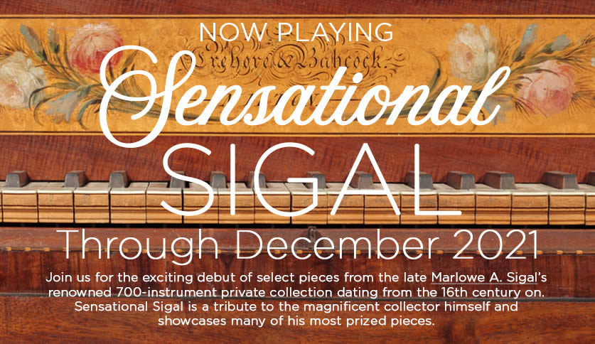 sigal music exhibits