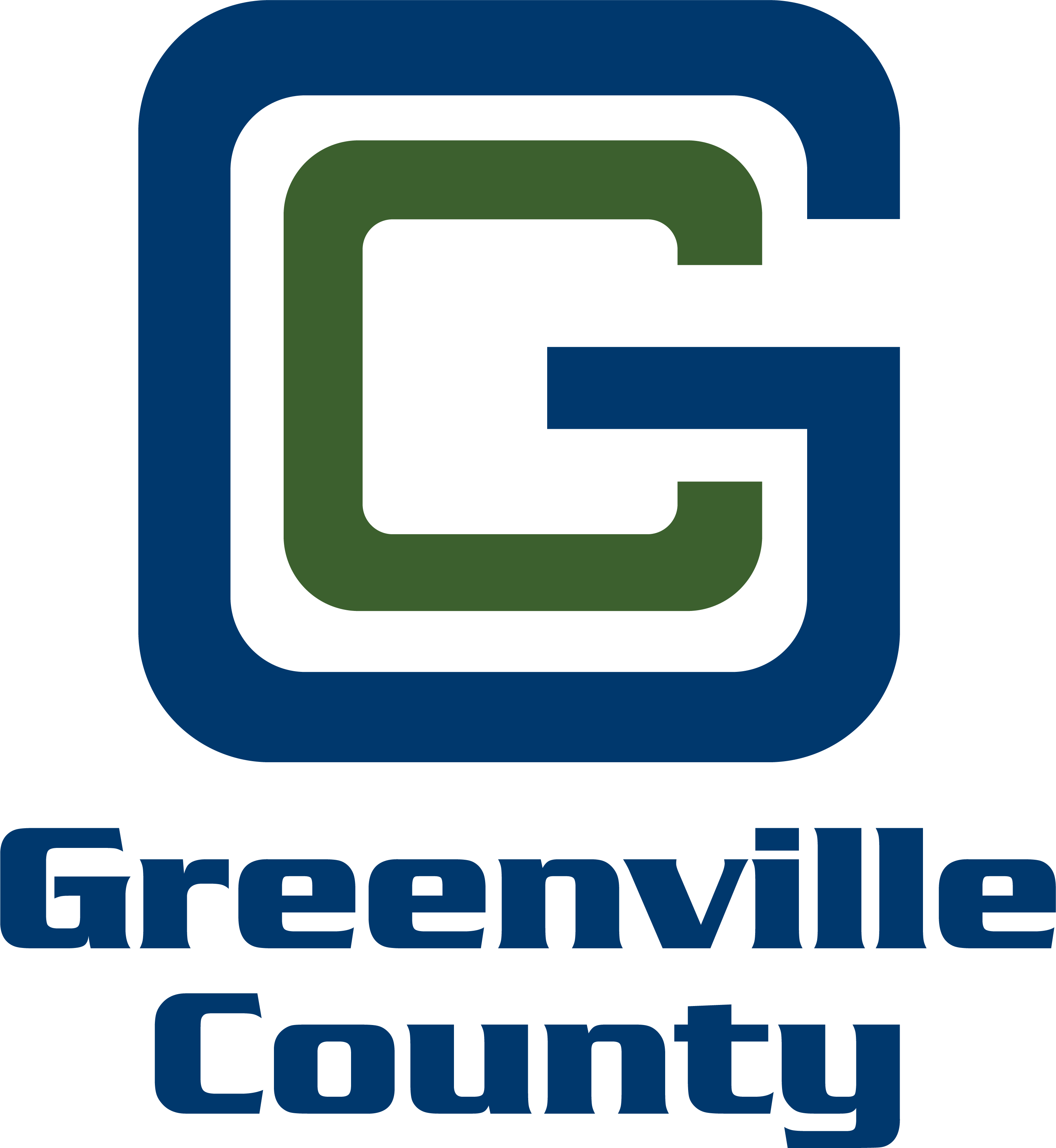 county of greenville